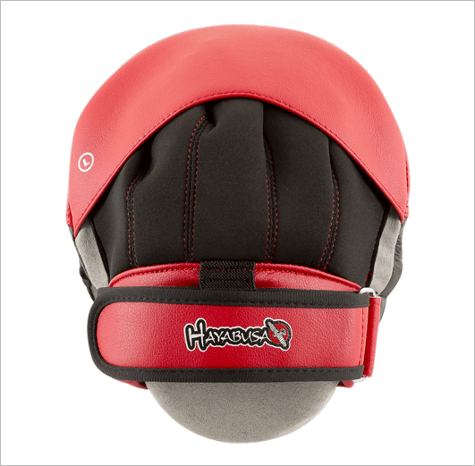 Hayabusa's New Pro Training™ Elevate Focus Mitts - Top View
